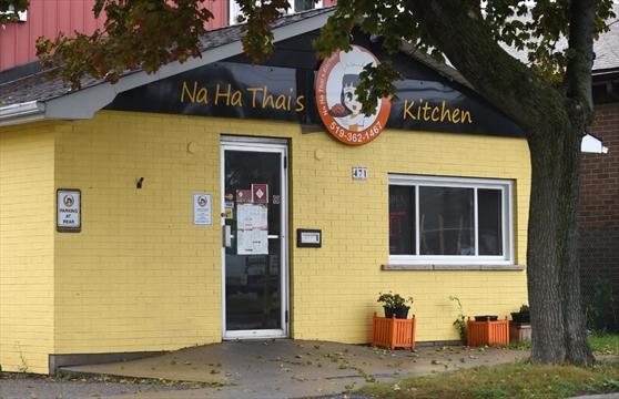 Na Ha Thai S Kitchen Guelph On