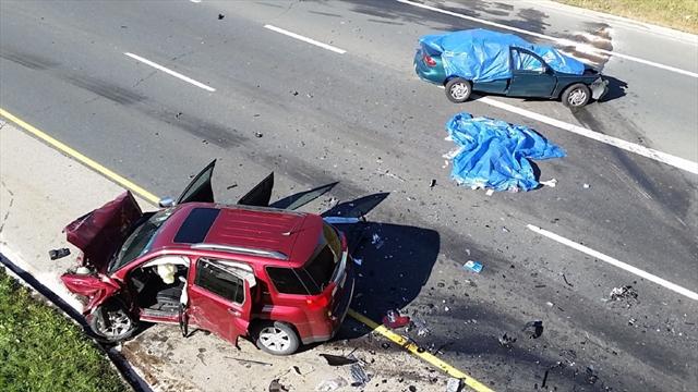 UPDATE: Two teens killed in multi-car crash on Linc