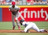 Braves' offence goes quietly in no-hit loss-Image1
