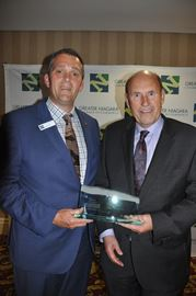 Rankin earns business of the year award