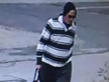 Police release image of Orillia robbery suspect