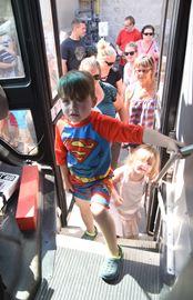 First Riders School Bus Program