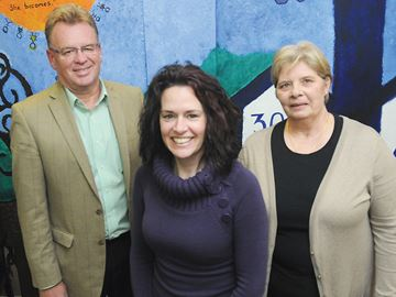Violence against women shelter outreach pilot project