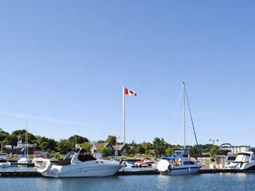 Meaford council gives tentative approval to harbour cell tower