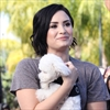 Demi Lovato's dog killed by coyote -Image1