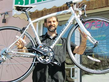 New bike offered as early-bird prize