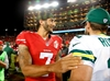 Kaepernick will sit through anthem until there's change-Image1