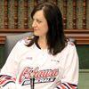 Jennifer French Generals' jersey