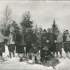 To help pass long winter months, snowshoeing became a popular pastime and soon snowshoeing clubs became en vogue in many communities.