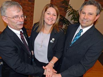 Mayoral partnership