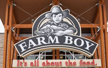 Downtown Toronto gets its first Farm Boy store:New location opens Thursday, Oct. 1 at 777 Bay St.