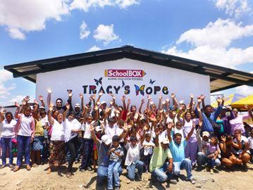 Tracy's Hope Classroom