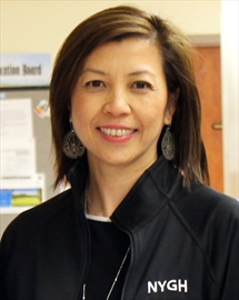 Jenny Chiu is an acute care practitioner/clinical coordinator in the department of pharmacy at North York General Hospital.