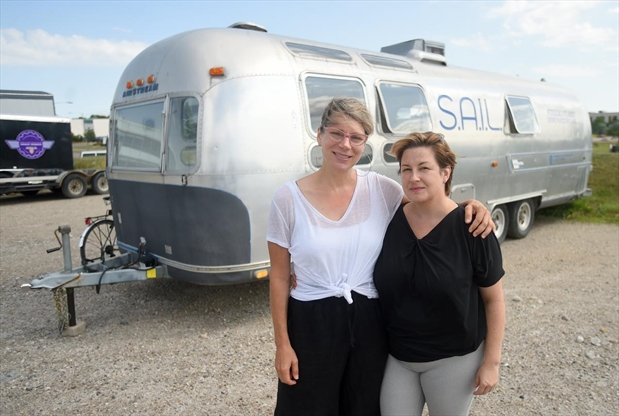 Student art lab travels in style to events in Waterloo Region