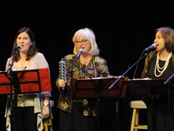 Halton Jazz Singers are holding auditions