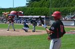 All-Star baseball game in Barrie