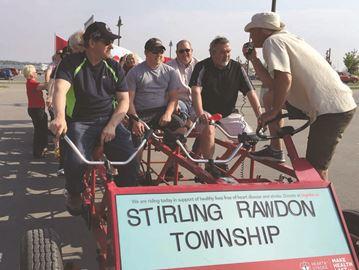 Stirling Big Bike