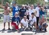 PHOTOS: Homeless Baseball League