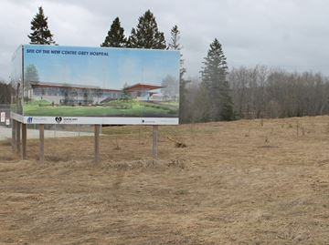 New Markdale hospital still in limbo