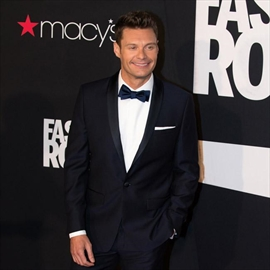 Ryan Seacrest 'shed a tear' over sister's wedding role-Image1