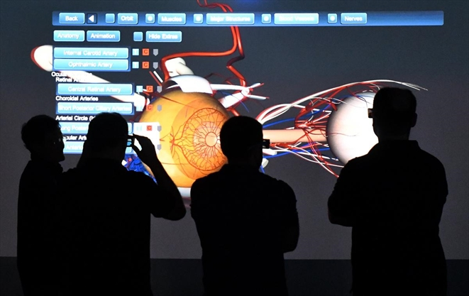Virtual reality the real deal at Mohawk College
