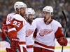 Zetterberg has four assists in Red Wings' win-Image1