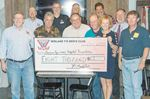 Midland Y's Men's Club contributes to hospital