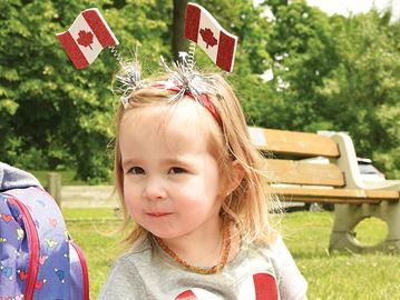 Midland celebrates Canada Day