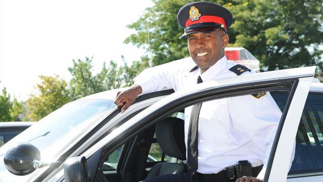 Halton police fighting crime with analytics