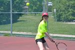 Collingwood hosts high school tennis championships