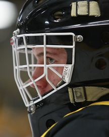 Aurora Tigers goalie Kevin Entmaa was named to the OJHL's first all-star team. The Milton native the league in goals-against average, save percentage, wins and shutouts.