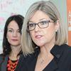 Andrea Horwath campaign stop