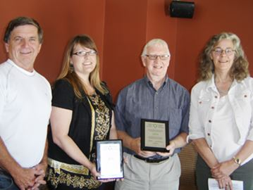 Orillia groups appreciate grants