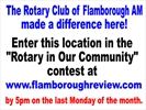 WEB ROTARY CONTEST -FLAM AM
