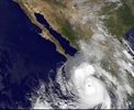 Stronger Hurricane Odile aims at Mexico's Baja-Image1