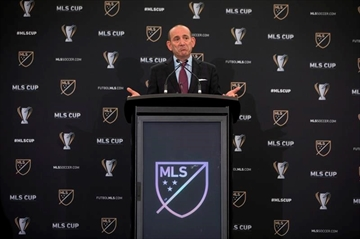 Garber says TFC set standard from Day 1-Image1