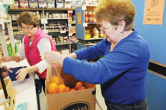 Food Bank Volunteer Oakville