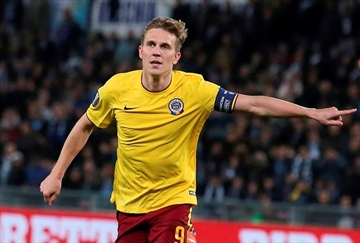 Czech Republic midfielder Dockal off to Chinese Super League-Image1