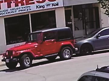 Hit and run Jeep (1)