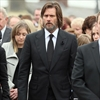 Jim Carrey attends Cathriona White's funeral service-Image1