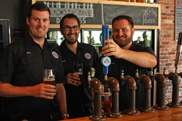 Ottawa's newest brewery opens in east end; Dominion City Brewing Compa– Image 1