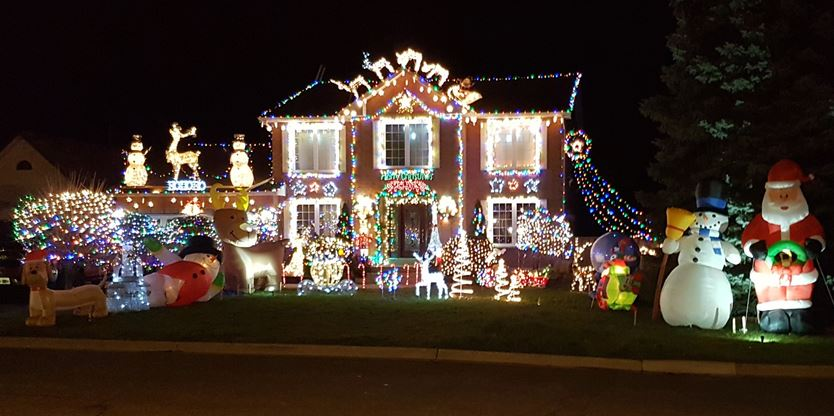 grinch may not have stolen christmas spirit from orangevilles version of clark griswold after all orangevillecom - Griswold Christmas