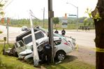 Vaughan accident