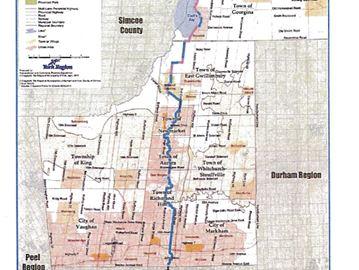 Richmond Hill route