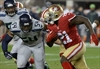 Sherman's big night leads Seattle past 49ers again-Image1