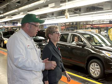 Honda investing $857 million in Alliston plants