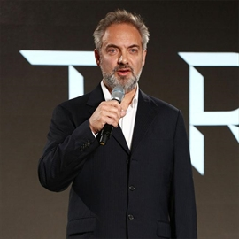 Sam Mendes' top secret party-Image1