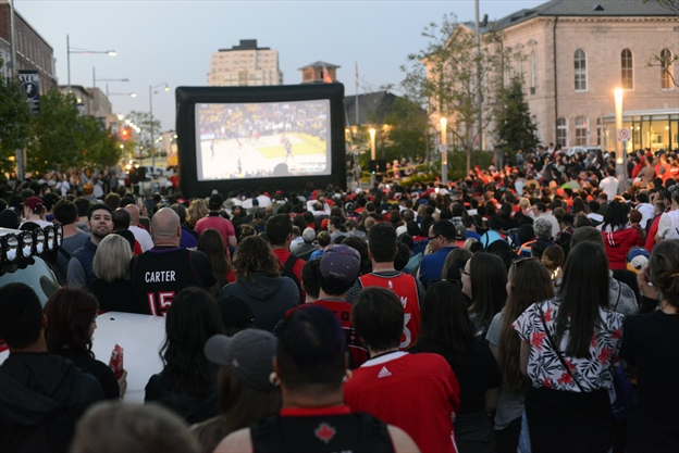 City of Guelph seeks to install permanent viewing screen downtown