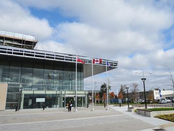 Markham Pan Am Centre