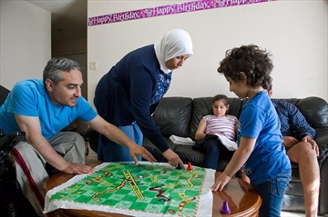 Canada Day 'emotional' for Syrian refugees-Image1